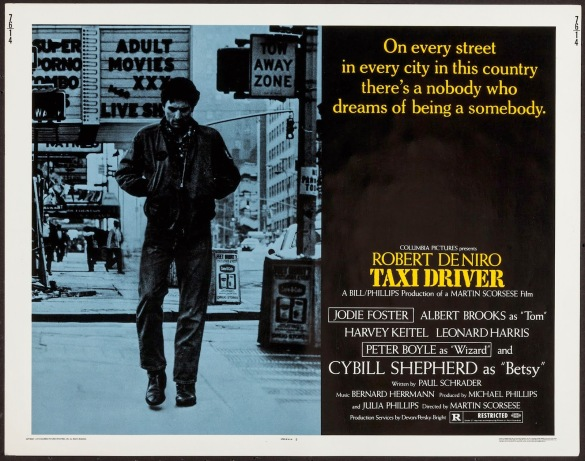 TAXI DRIVER - American Poster 2