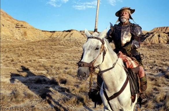 THE MAN WHO KILL DON QUIXOTE de Terry Gilliam
